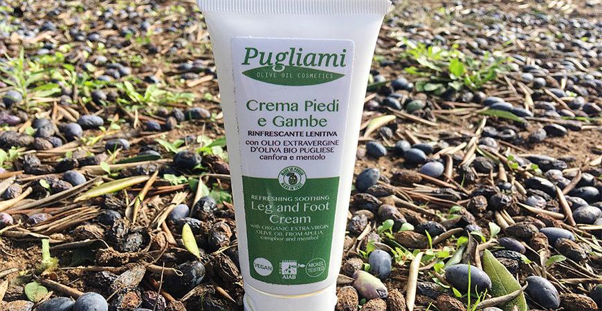 Pugliami : Recensione crema piedi e gambe azione rinfrescante e lenitiva 🌱🌾
